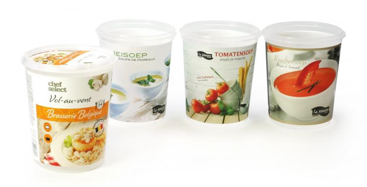 In mould labels